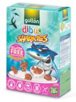 Gullón Sharkies gluten free 200g  laktoositon, ei sisällä pähkinää eikä kananmunaa