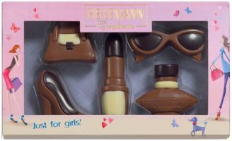 Heilemann Suklaiset figuurit tytöille 100g