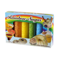 Werner`s Rainbow sugar 200g