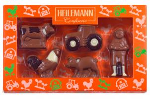 Heilemann Suklaiset figuurit maatila 100g
