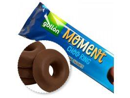 Gullón Moment choco ring tummasuklaa 150g